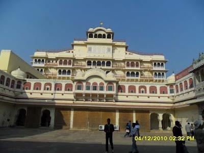 सिटी पैलेस, जयपुर