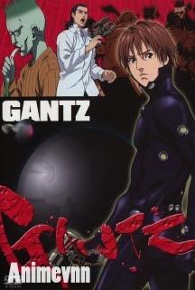 Gantz -Sinh Tử Luân Hồi - Gantz Anime 2011 Poster