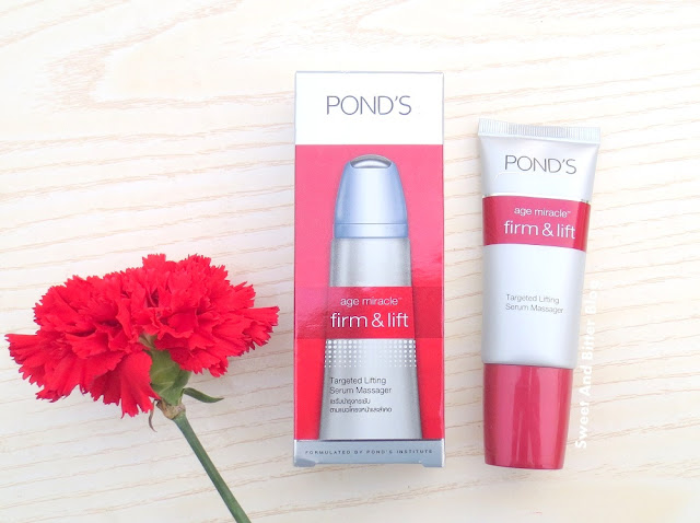 Ponds Age Miracle Firm & Lift Targeted Lifting Serum Massager