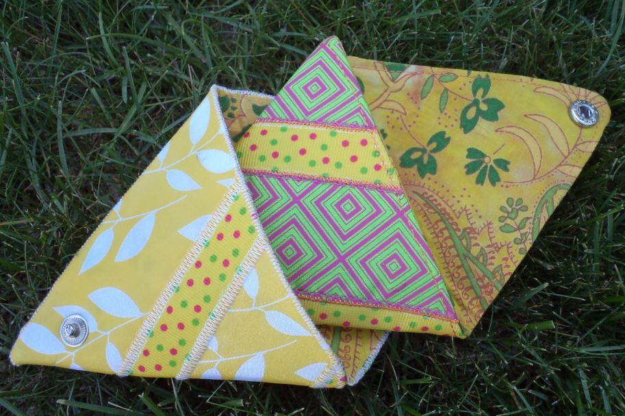 eSHEEP DESIGNS: Origami Ribbon Coin Purse Gifts - photo#8