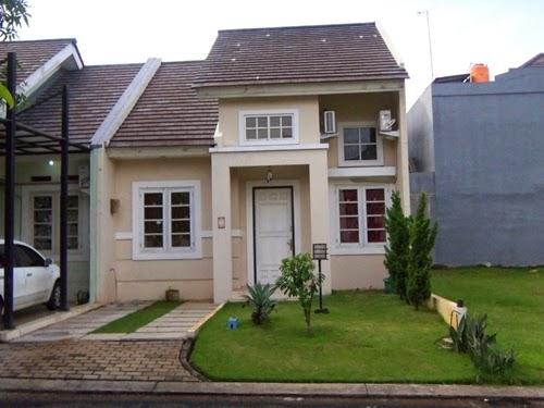 Dan dengan sentuhan-sentuhan khusus rumah type 36 ini mampu menjadi rumah mewah.