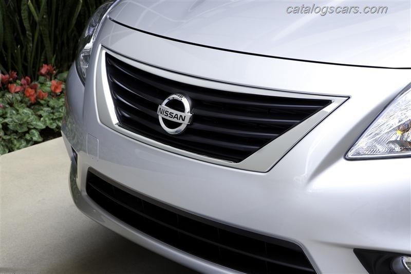 صور سيارة نيسان فيرسا 2013 - اجمل خلفيات صور عربية نيسان فيرسا 2013 - Nissan Versa Photos Nissan-Versa_2012_800x600_wallpaper_07.jpg