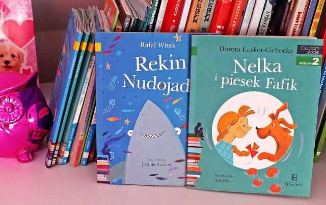 Pierwsze książki do samodzielnego czytania dla przedszkolaka i szkolniaka.