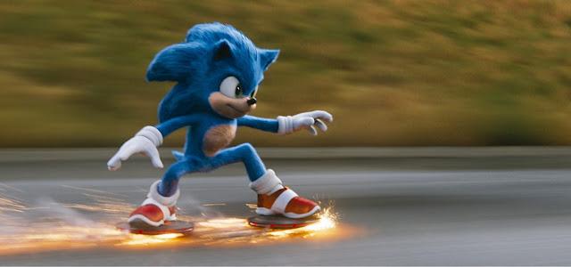 """Sonic detona armas de Robotnik em novo clipe de """"SONIC – O Filme"""""""