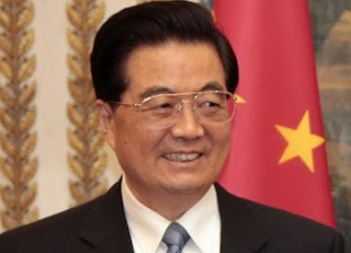 Presiden China: Hu Jintao