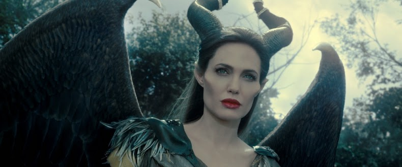 Disney Devoted Maleficent Movie Review And Giveaway