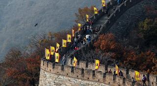 Θα χορέψουν ποντιακά στο Σινικό Τείχος για τα 100 χρόνια από τη Γενοκτονία των Ποντίων