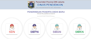 Cara Mendaftar Online SD,SMP,SMA,SMA Jakarta 2015