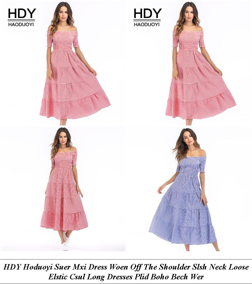 Monsoon Dresses Sale - Ridal Shop Sales Near Me - Satin Slip Dress Hm