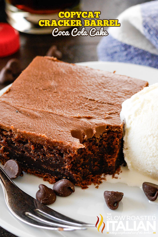 Coca Cola Cake Recipe Like Cracker Barrel