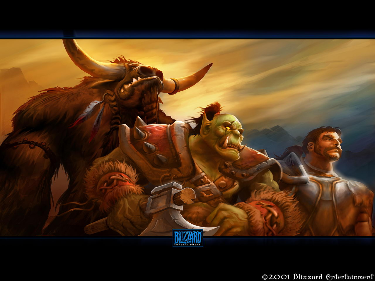 Top Dota Wallpapers Human And Orc Warcraft Heroes Wallpaper