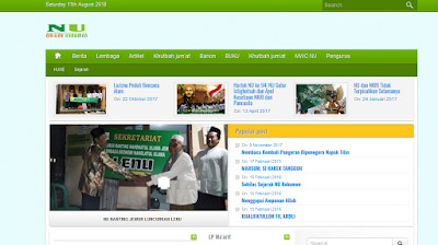 Website Nukebumen.or.id