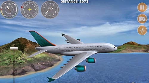 Download Game Simulasi Pesawat Terbang: Airplane Fly ...