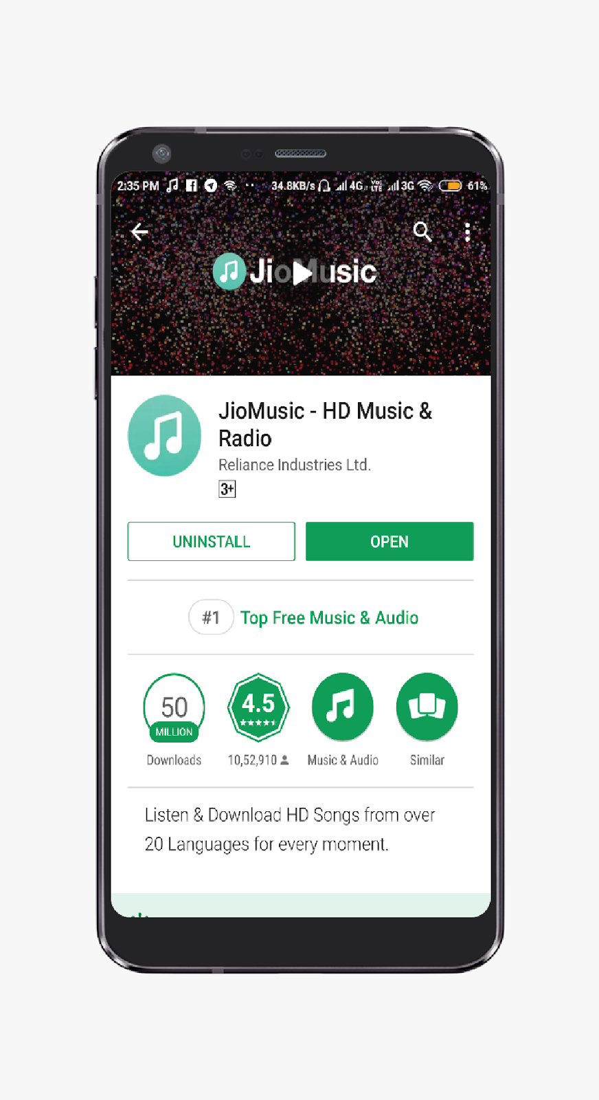 download hindi songs apps