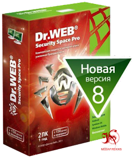 Dr web security space antivirus v8 0 6 03180 final