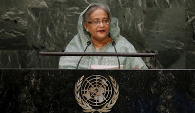 fortune, world's greatest female leaders, women leaders, women of the world, feminism, feminist women, women 2016, Sheika Hasina, Bagladesh