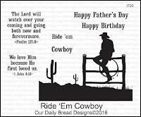 ODBD Ride 'Em Cowboy