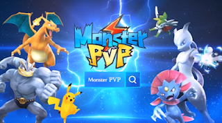Game Pika Go Monster PVP  Apk Data icon