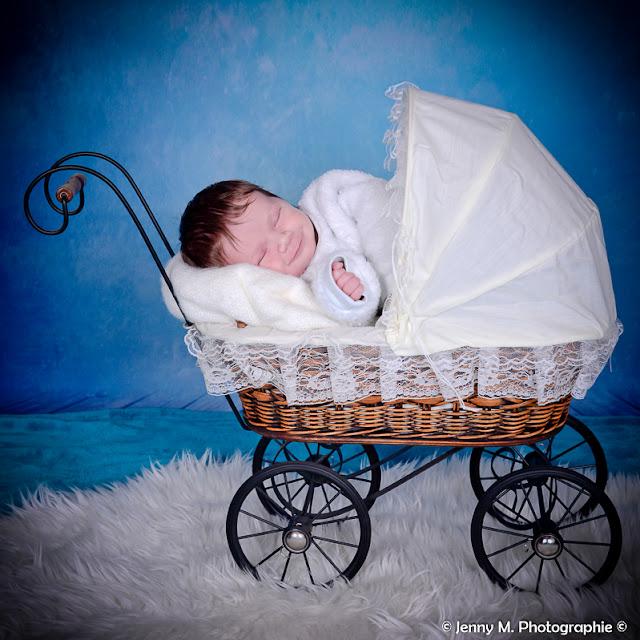 photographe bébé vendée la chaize le vicomte 85