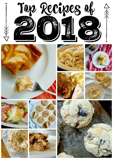 Top Recipes of 2018...Ally's Sweet & Savory Eats (sweetandsavoryfood.com)