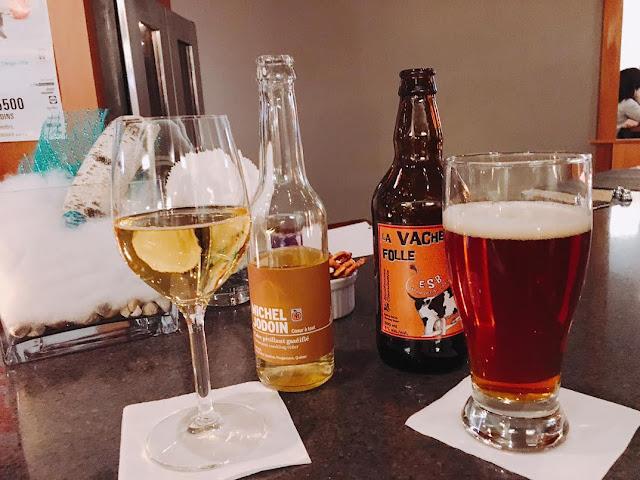 Hilton Québec City drinks