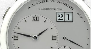 a lange söhne alman saat markası