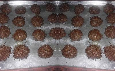 Resep Cara Membuat Kue Kering Rambutan Meses Coklat