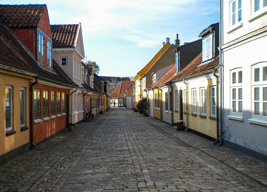 co zwiedzić w Odense