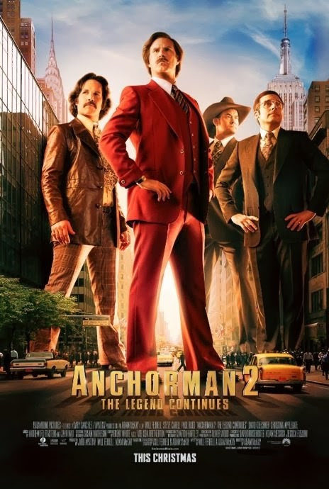 Online Movies: Anchorman 2 (2013) - Online Movies