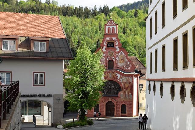 Ospedale del Santo Spirito  a Fussen