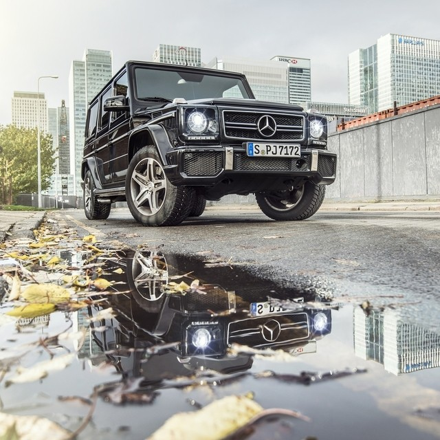 Is Mercedes G-Wagon Cool?