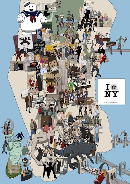 91 filmes baseados em New York
