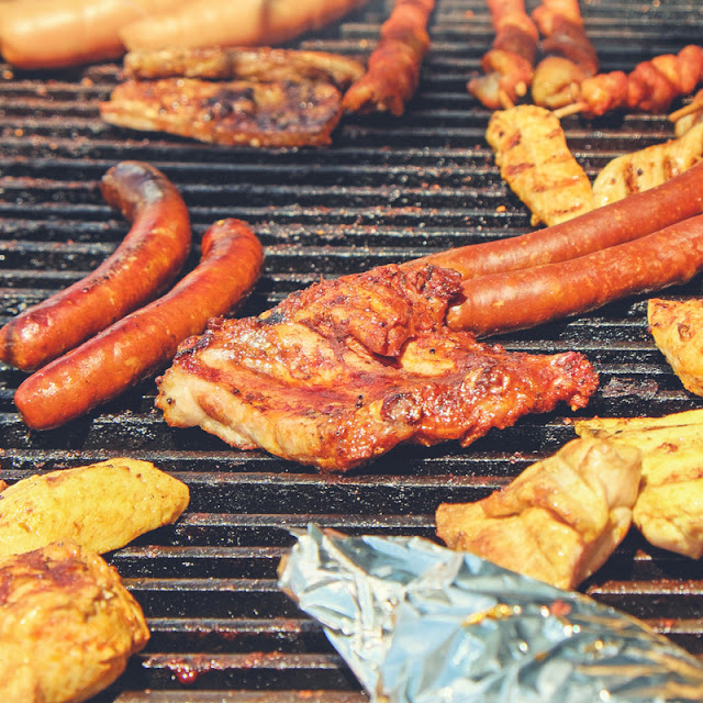 Chemistry 101: The Science of Grilling Sausages