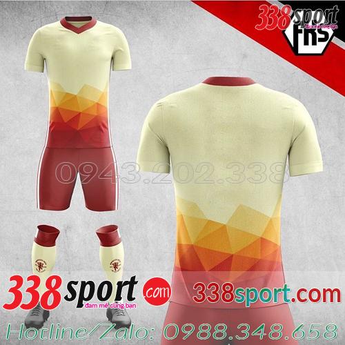 Áo bóng đá tự thiết kế đẹp mã 22