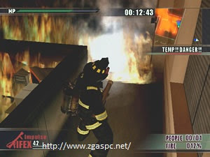 Free Download FireFighter FD 18 PS2 ISO For PC Full Version ZGASPC