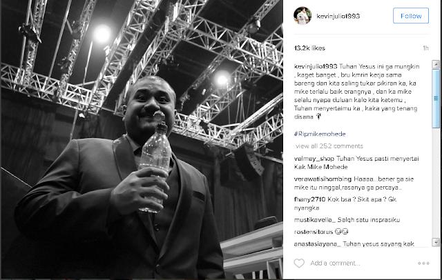 Sehari Sebelum Meninggal Dunia, Mike Mohede Bernyanyi Dalam Acara Anniversary ke 40 Pak SBY dan Bu.Ani