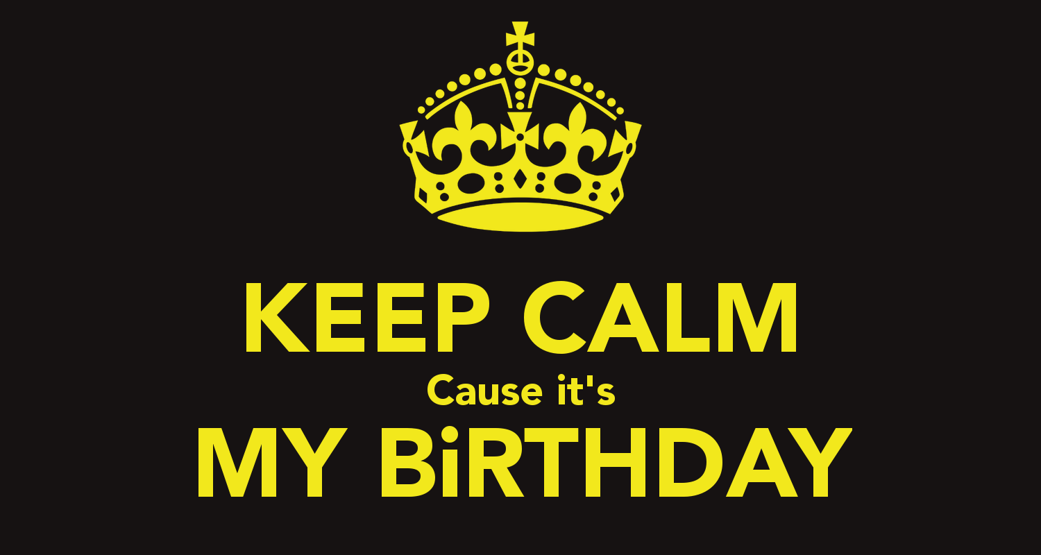 Paradoxically Writing Hey Guess What It S My Birthday