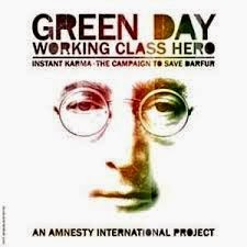 Green Day Working Class Hero Lyrics