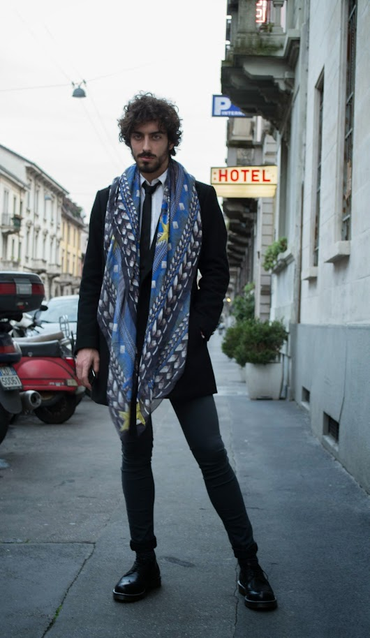 Street Style from Milán