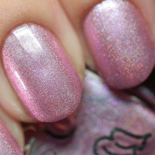 Grace-full Nail Polish Fairy Kisses