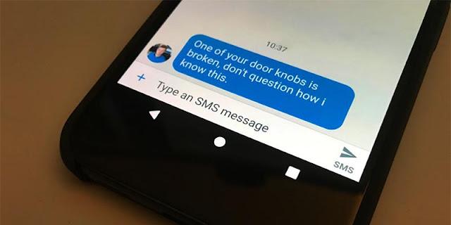 Mengganti SMS Default di Android