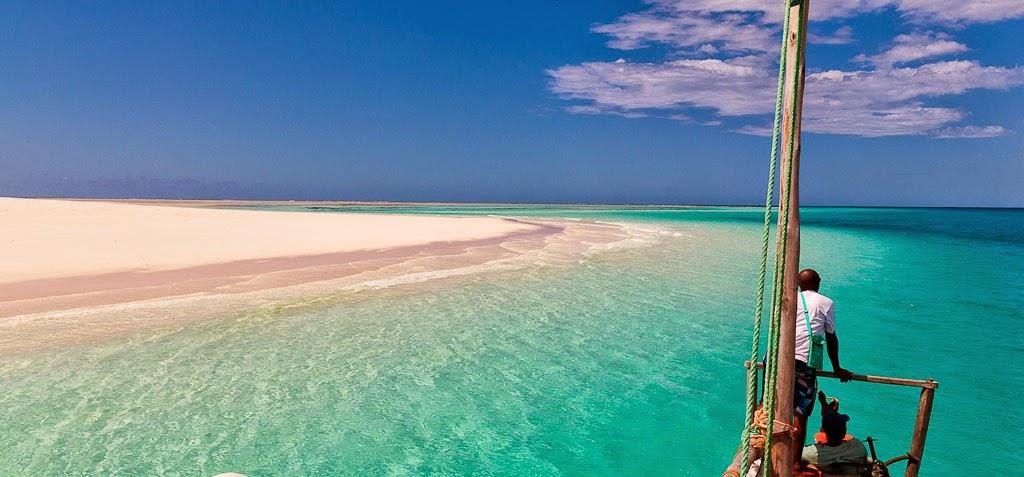 Africa Vera Mnemba Island  Il paradiso a soli 15 minuti