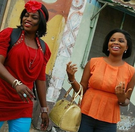 funke akindele N3000 naira all night shoot