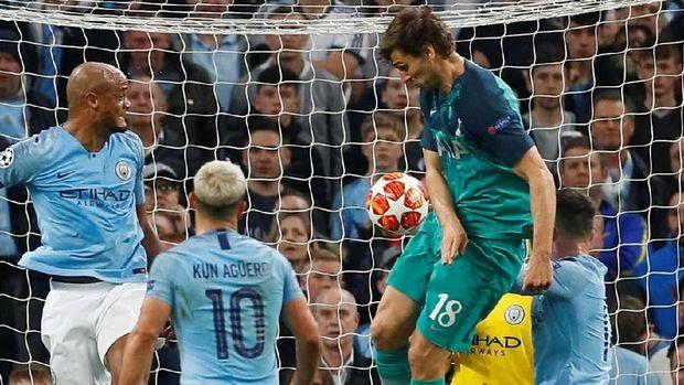 Berikut Jadwal Liga Inggris Antara Man City Melawan Tottenham Hotspur 2019