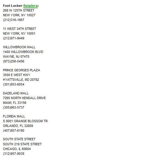"ed70e5b685e7 THE SNEAKER ADDICT  Nike LeBron X ""Cork"" Sneaker Foot Locker Release ..."