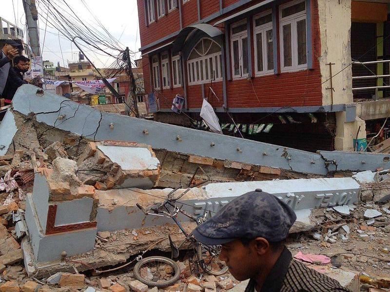 Los Francmasones ayudan las víctimas del terremoto en Nepal Nepal Earthquake 2015 01
