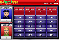 http://eslgamesworld.com/members/games/ClassroomGames/Quizshow/Irregular%20Past%20Simple%20Quiz%20Show/index.html?zoom_highlight=simple+past