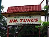 Lowongan RM PONDOK PATIN H.M. YUNUS Oktober 2018