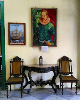 Koleksi Museum Rumah Budaya Banda, Kepulauan Banda, Maluku