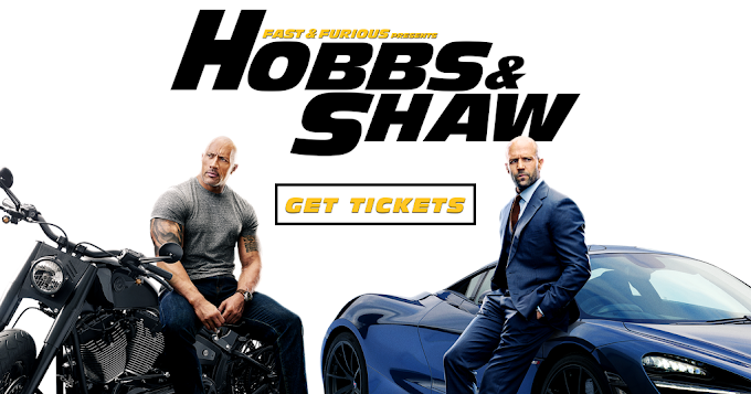Watch Fast & Furious Presents: Hobbs & Shaw (2019)